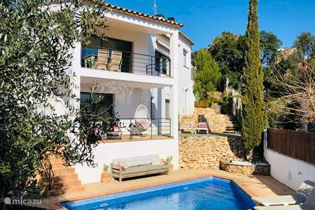 Vakantiehuis Spanje, Costa Brava – villa Casa Sa Riera