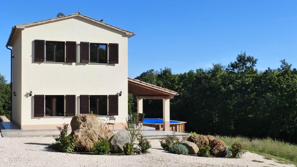 Vakantiehuis Italië, Umbrië – villa Le Brunette