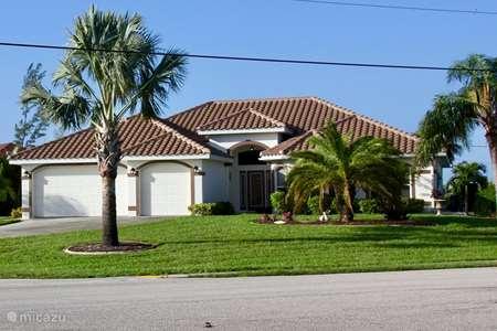 Vakantiehuis Verenigde Staten, Florida, Cape Coral - villa Villa Calinda
