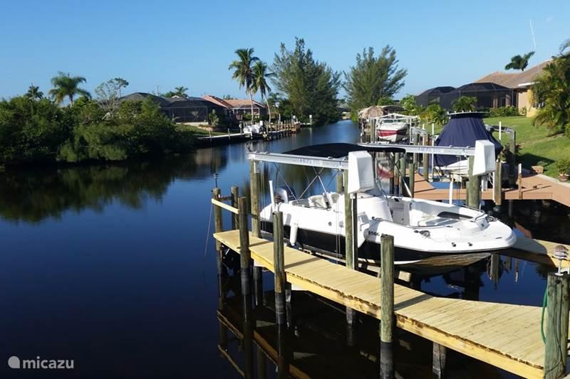 Vakantiehuis Verenigde Staten, Florida, Cape Coral Villa Villa Calinda