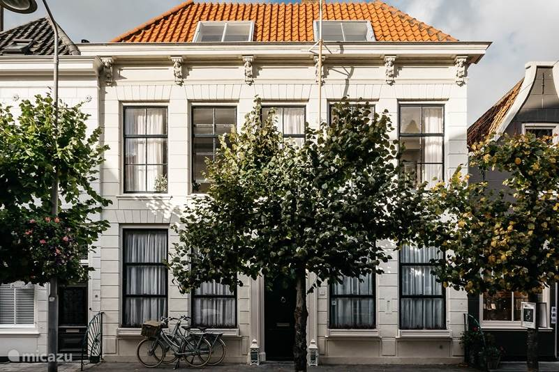 Vakantiehuis Nederland, Zeeland, Zierikzee appartement De Verwennerie