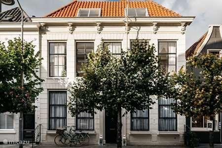 Vakantiehuis Nederland, Zeeland, Zierikzee stadswoning De Verwennerie