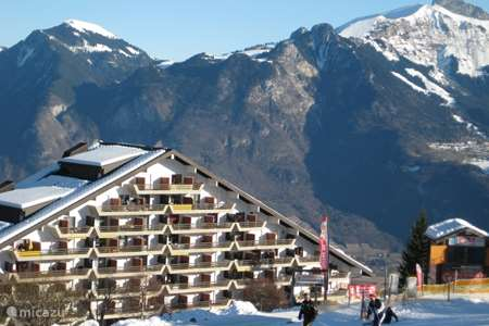 Vakantiehuis Zwitserland – appartement La Jorette 64