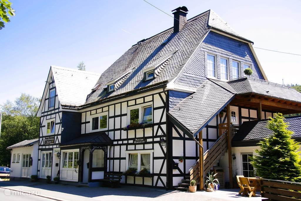 Vakantiehuis Duitsland, Sauerland, Nordenau - Winterberg appartement Himmelreich Appartement 2