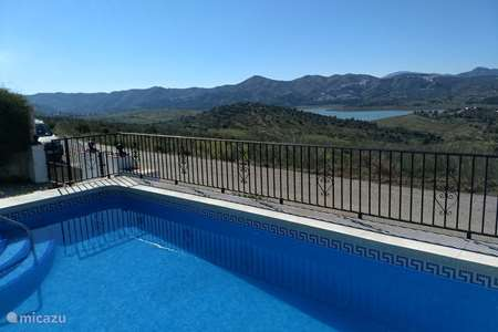 Vacation rental Spain, Andalusia, La Viñuela villa Villa Vinuela offer