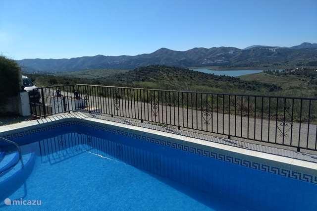 Vacation rental Spain – villa Villa Vinuela offer