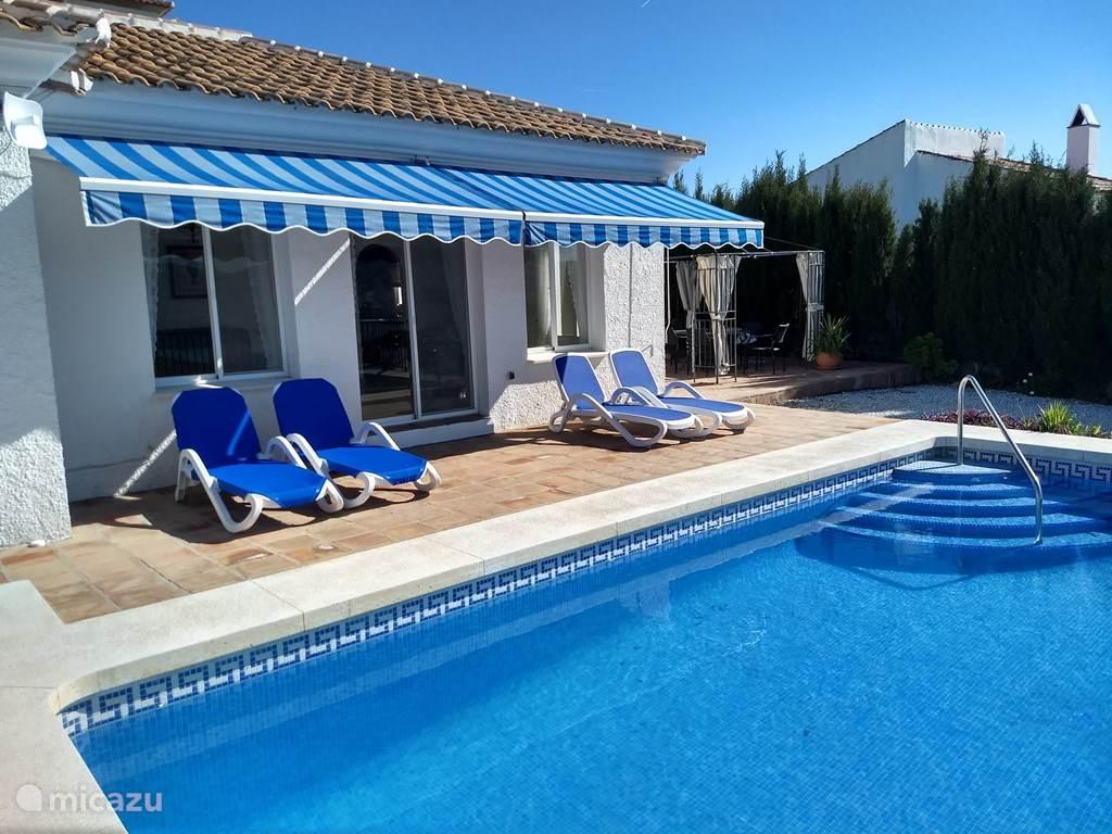 Vakantiehuis Spanje, Andalusië, Viñuela Villa Villa Vinuela aanbieding
