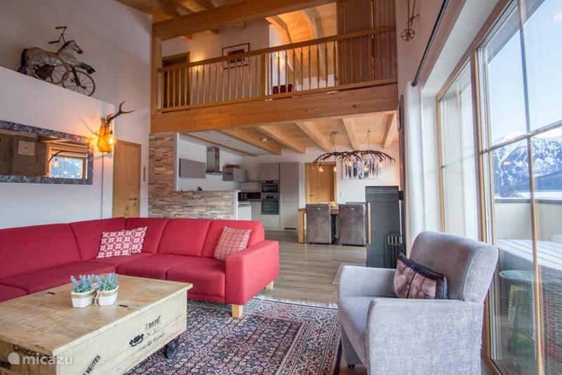 Vacation rental Austria, Salzburgerland, Neukirchen Am Grossvenediger Chalet Chalet Denmach