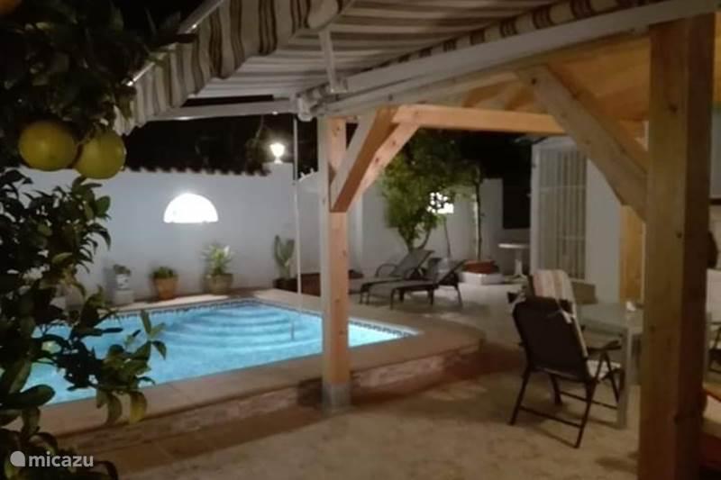 Vakantiehuis Spanje, Costa Blanca, La Marina Villa Casa Blanca