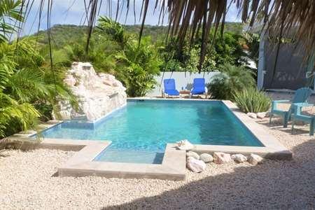 Ferienwohnung Curaçao, Banda Abou (West), Fontein appartement Paradise-Apartments Paradise 2