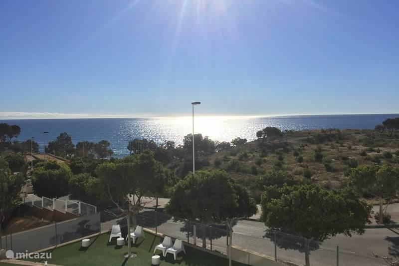 Vakantiehuis Spanje, Costa Blanca, Villajoyosa Appartement App La Vila - op heerlijke locatie