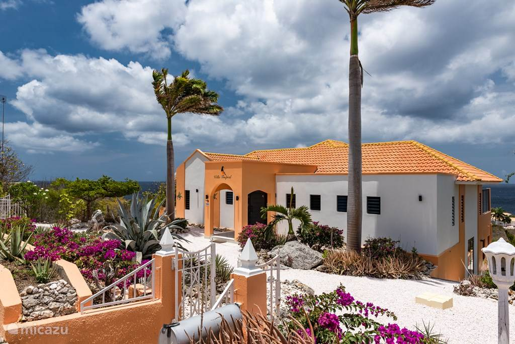 Vacation rental Curaçao, Banda Abou (West), Coral-Estate Rif St.marie villa Villa Trupial