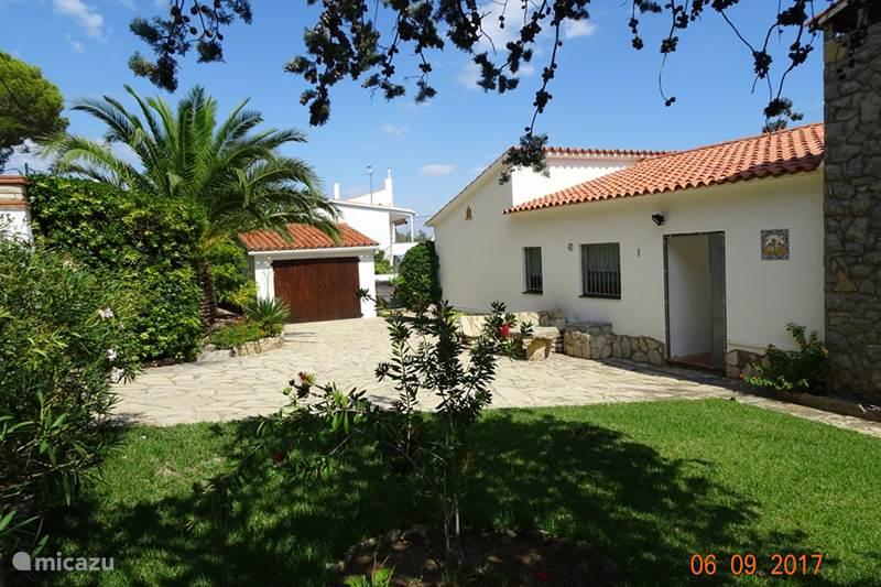 Vakantiehuis Spanje, Costa Dorada, Les Planes del Rei Villa Villa 6-pers met privé zwembad