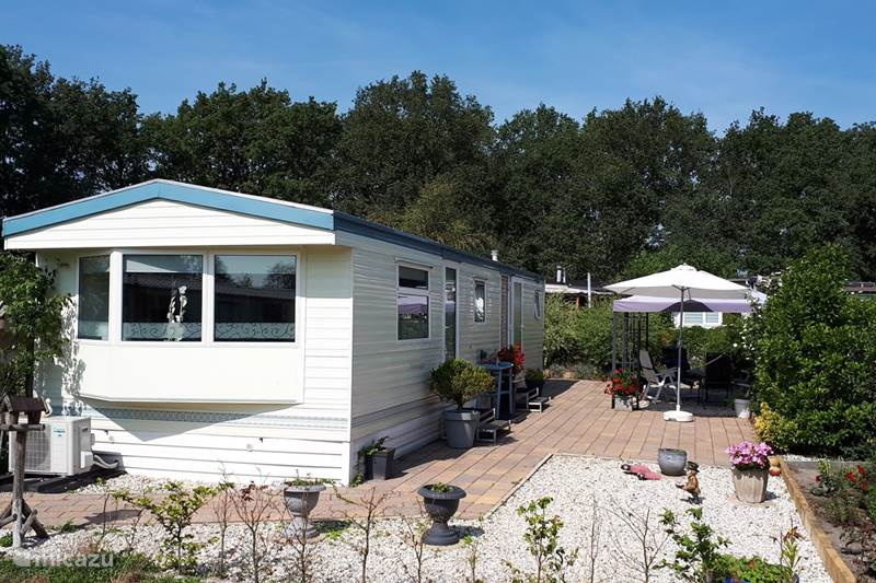 Vakantiehuis Nederland, Overijssel, Paasloo Chalet Comfortabel 4-p. chalet - Weerribben