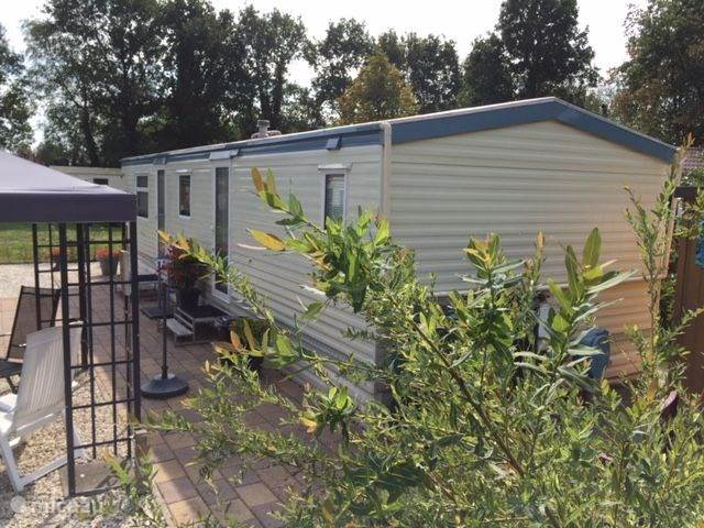 Vakantiehuis Nederland, Overijssel, Paasloo Chalet Fraai 4-persoons chalet - Weerribben