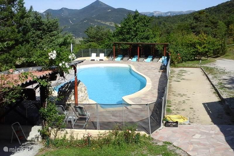 Vakantiehuis Frankrijk, Drôme, Luc-en-Diois Vakantiehuis Clos Barnier
