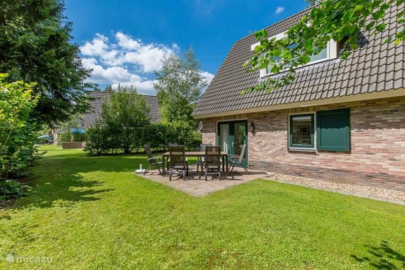 Vakantiehuis Nederland, Drenthe, Exloo Vakantiehuis Borgervilla
