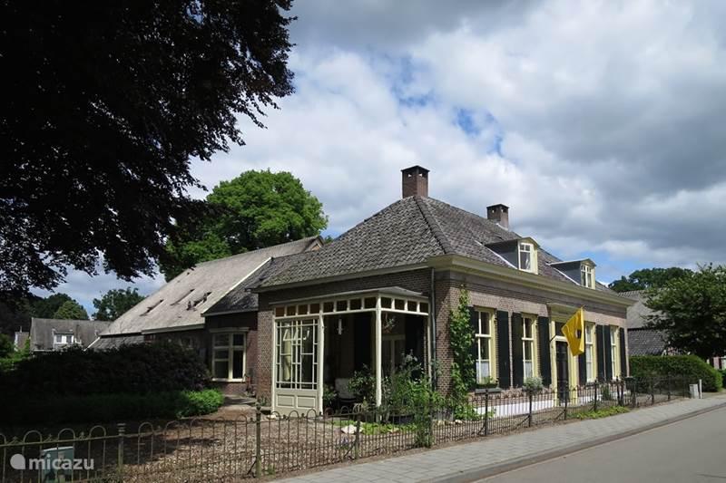 Vakantiehuis Nederland, Gelderland, Ellecom Vakantiehuis Huize Middendorp
