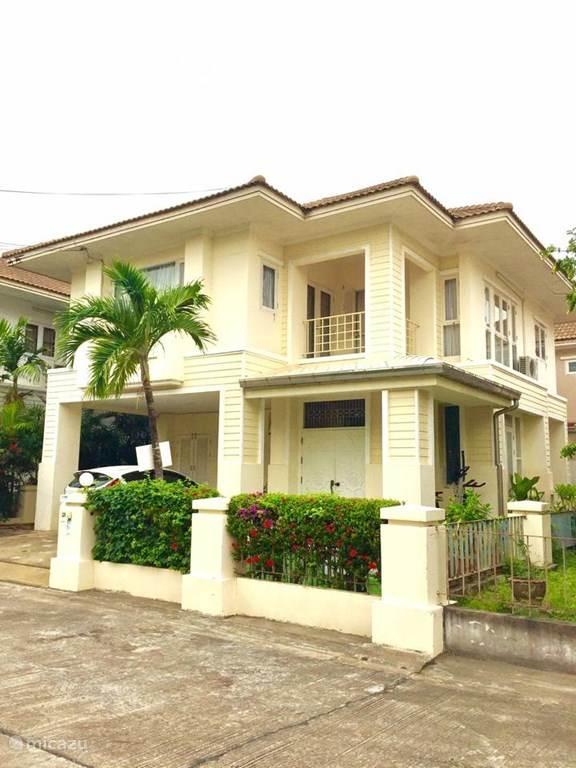 Ferienwohnung Thailand, Östliche Golfküste, Pattaya Villa Villa Suan Lalana in der Nähe von Strand