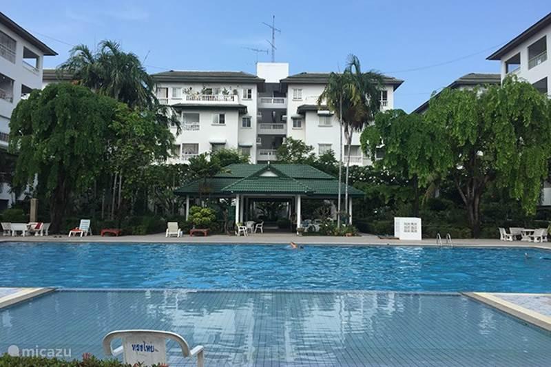 Vakantiehuis Thailand, Oostelijke Golfkust, Pattaya Villa Villa Suan Lalana vlakbij strand