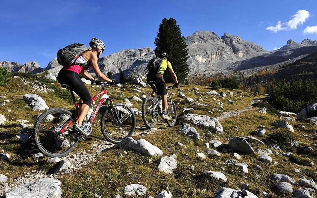 Fietsen - mountainbike