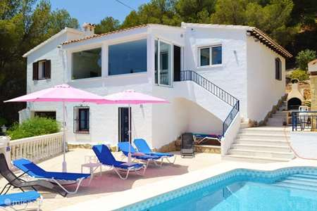 Vakantiehuis Spanje, Costa Blanca, Altea villa Casa Bartho