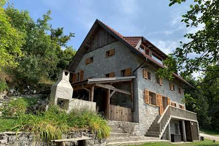 Vacation rental Slovenia – villa Hisa Kal
