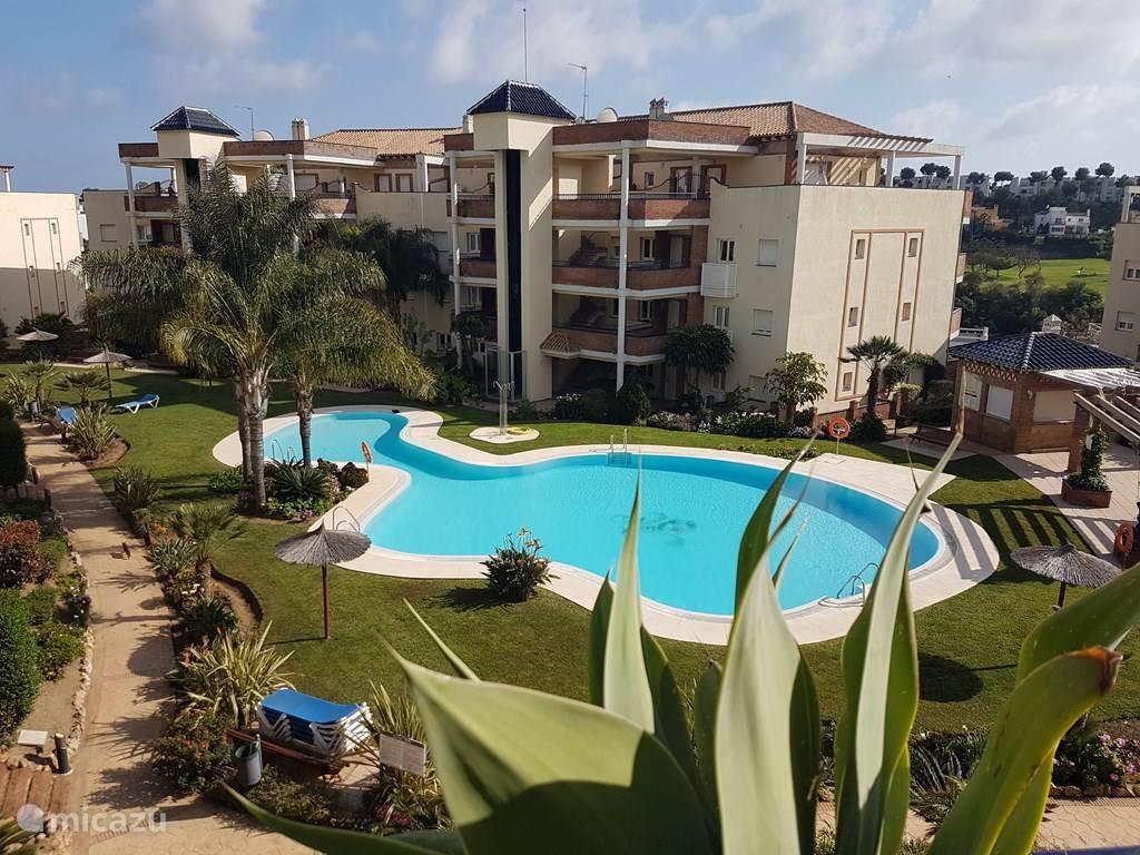 Vakantiehuis Spanje, Costa del Sol, La Cala de Mijas - appartement Casa Solar Mijas