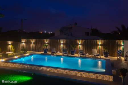 Vakantiehuis Portugal, Algarve, Branqueira villa Villa Yvonne vlak bij olhos de aqua