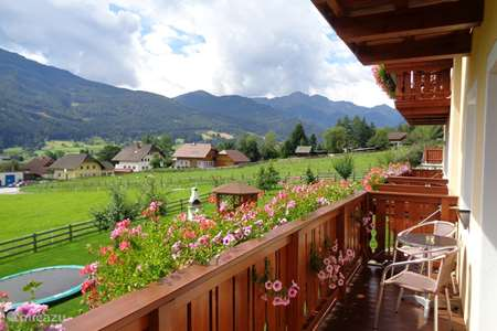 Vacation rental Austria, Salzburgerland, Sankt Michael Im Lungau apartment Eckenhof 6 person apartment