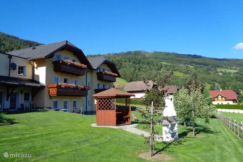 Vacation rental Austria, Salzburgerland, Sankt Michael Im Lungau Apartment Eckenhof 6 person apartment