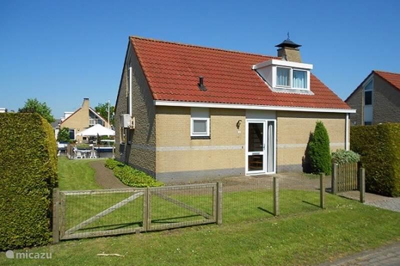 Vakantiehuis Nederland, Friesland, Balk Bungalow Huisje Balk