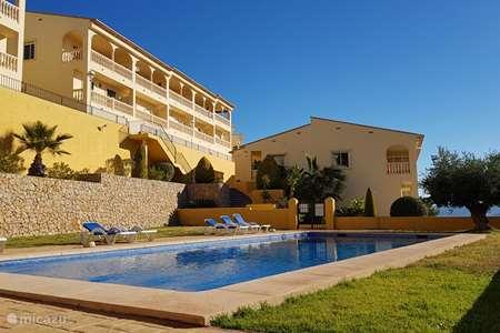 Vakantiehuis Spanje, Costa Blanca, Jalón vakantiehuis Casa Bella Vista, Jalon