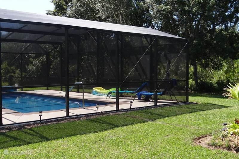 Vakantiehuis Verenigde Staten, Florida, Lake Wales Villa Floridahuis