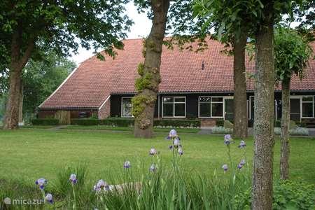 Vakantiehuis Nederland, Groningen, Onstwedde - Veenhuizen - appartement Vakantieappartement Ooldershoeve