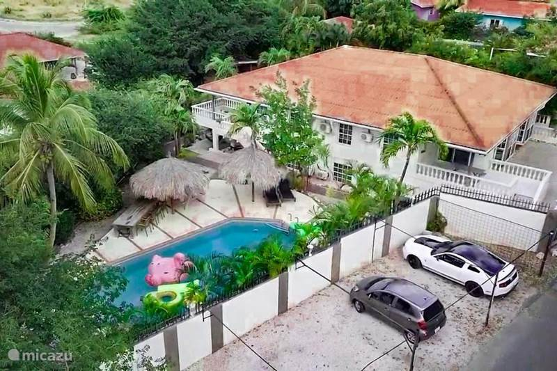 Vakantiehuis Curaçao, Banda Ariba (oost), Jan Thiel Appartement DPA02: Kaya Tibourin (Jan Thiel)