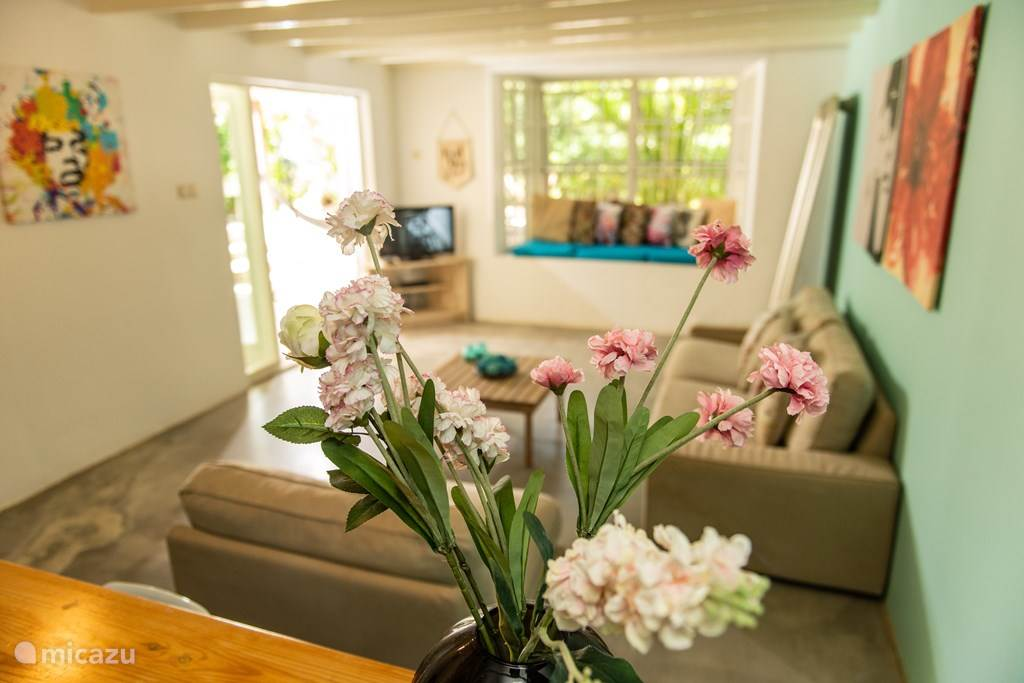 Vacation rental Curaçao, Banda Ariba (East), Jan Thiel Apartment Kaya Tibourin DPA2 (Jan Thiel)