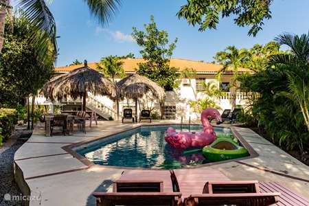Vacation rental Curaçao, Banda Ariba (East), Jan Thiel apartment Kaya Tibourin DPA1 Jan Thiel