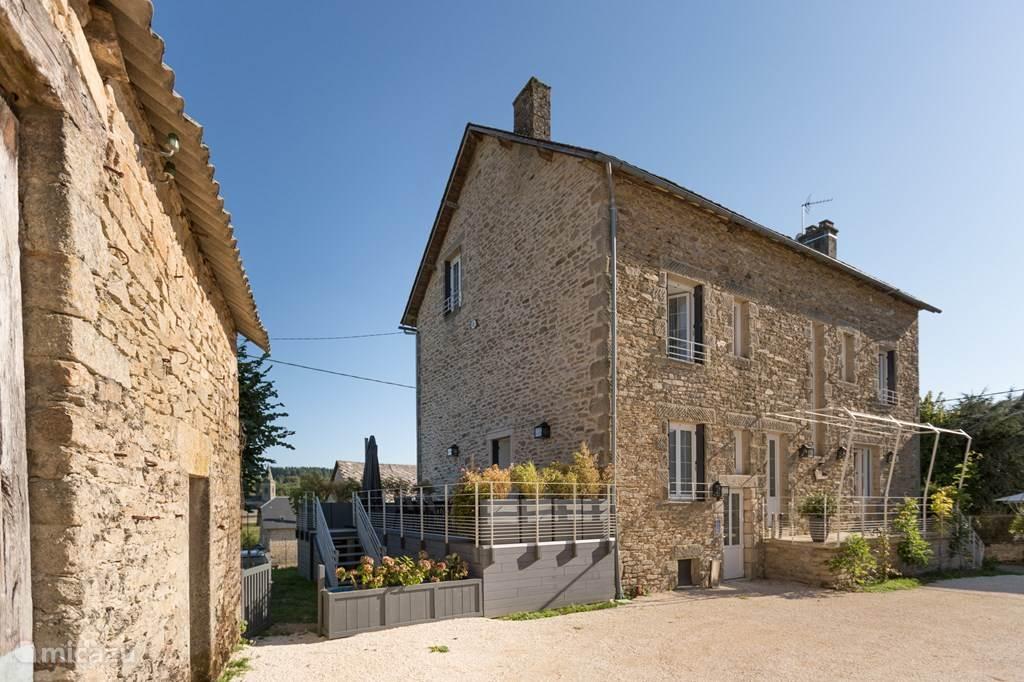 Vakantiehuis Frankrijk, Corrèze, Madranges Vakantiehuis Le Domaine de Mandrin