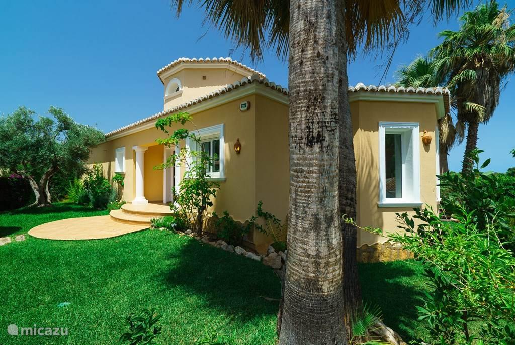 Vakantiehuis Spanje, Costa Blanca, Javea - chalet Casa La Menta