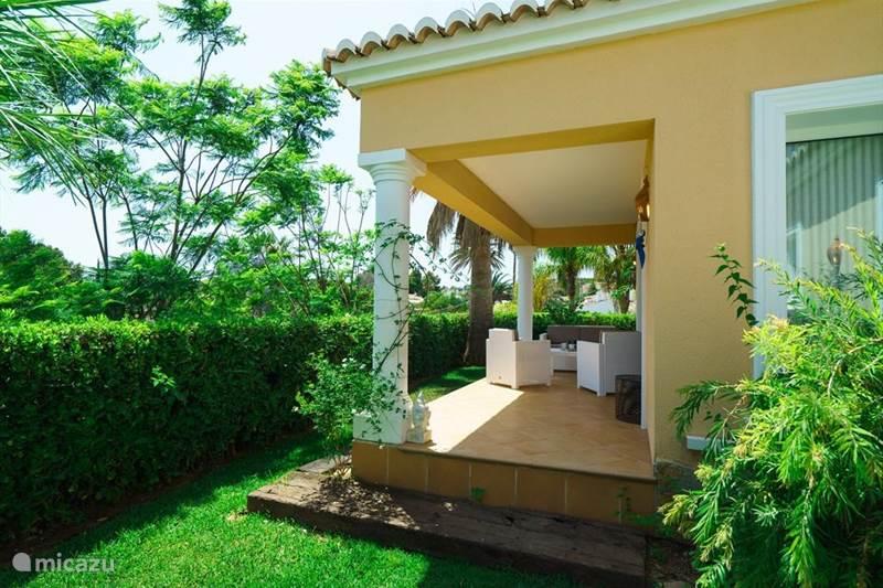 Vakantiehuis Spanje, Costa Blanca, Javea Chalet Casa La Menta