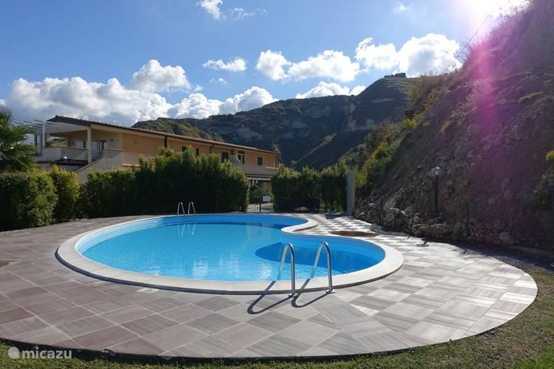 Vakantiehuis Italië, Calabrië, Parghelia Appartement Terrazzo B2