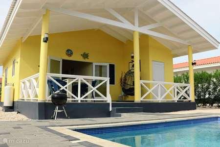 Vakantiehuis Curaçao, Banda Abou (west), Fontein vakantiehuis Casa di Chibi