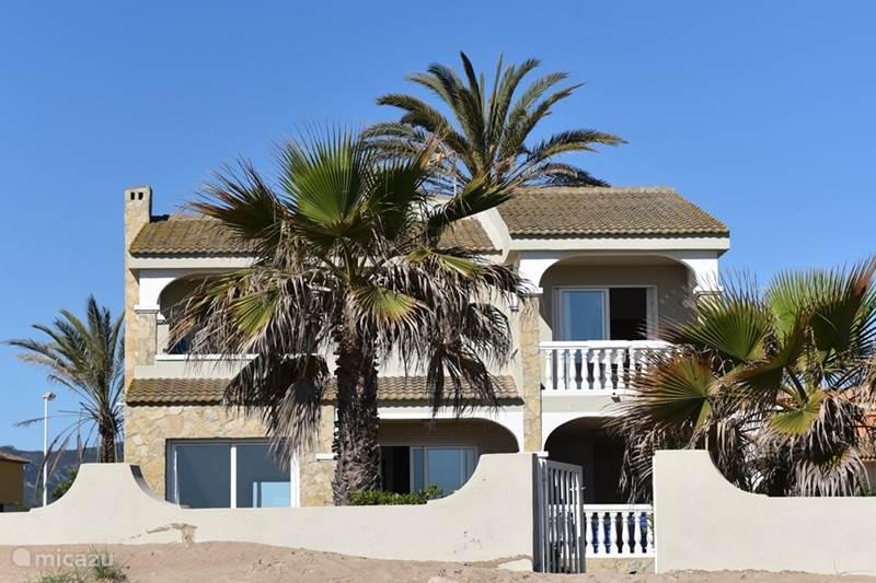 Vakantiehuis Spanje, Valencia, Cullera Villa Strandhuis Villa Roca