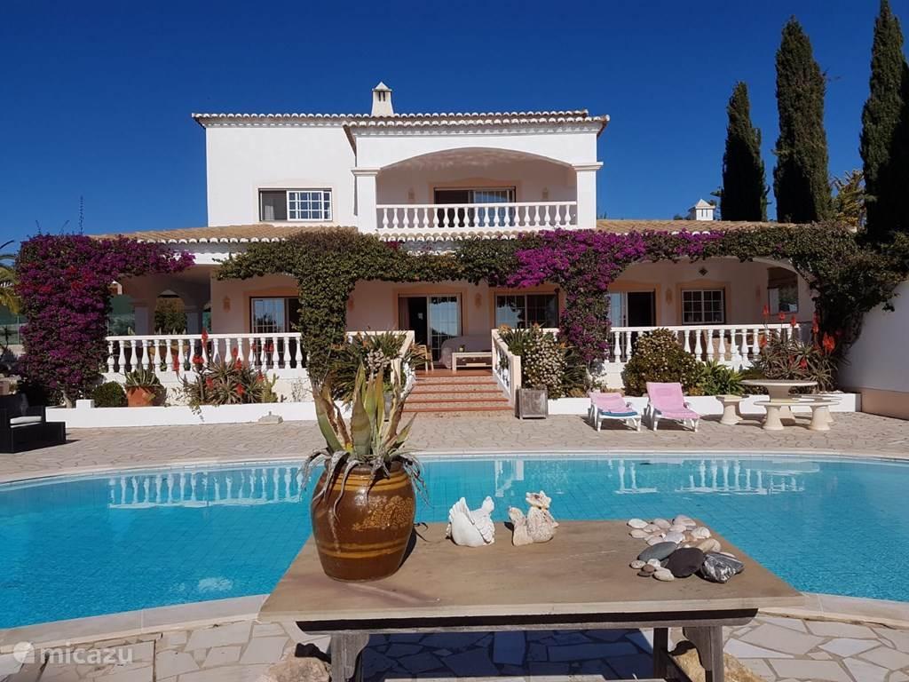 Vacation rental Portugal, Algarve, Portimão villa Casa Saskia