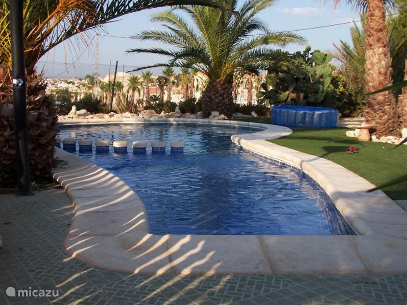 Vakantiehuis Spanje, Costa Blanca, La Marina vakantiehuis Finca - Urb. La Marina San Fulgencio