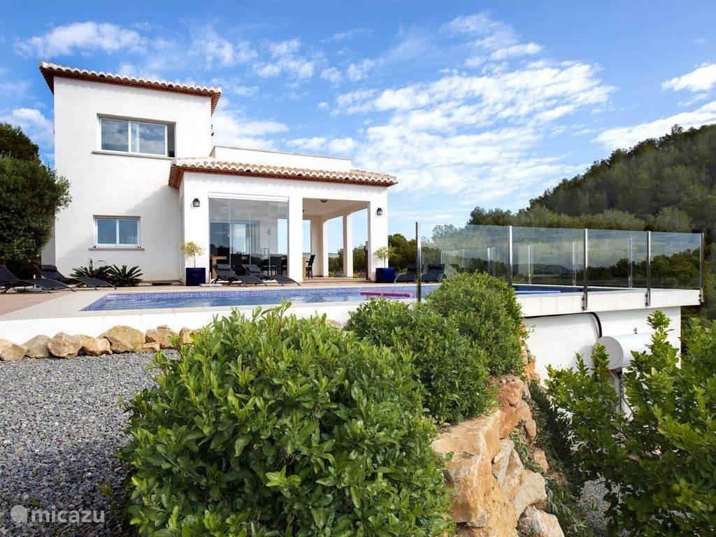 Ferienwohnung Spanien, Costa Blanca, Javea villa Casa el Lucio
