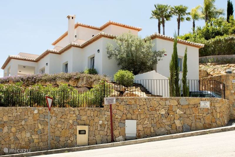 Vakantiehuis Spanje, Costa Blanca, Javea Villa Casa el Lucio
