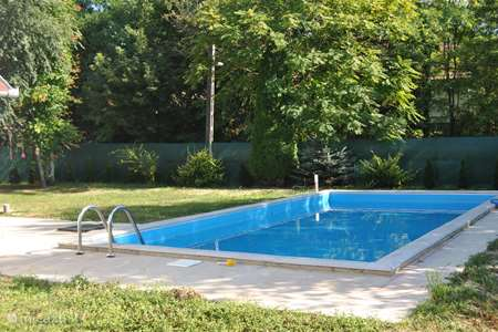 Vacation rental Hungary – holiday house House Anna