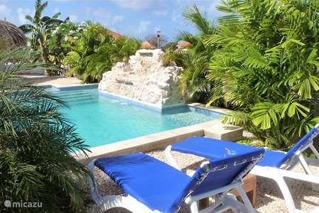 Vakantiehuis Curaçao, Banda Abou (west), Fontein appartement Paradise-Apartments Paradise 4